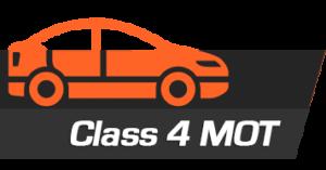 class 4 mot icon
