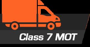 class 7 mot icon
